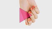 маникюр лаками для ногтей Эйвон
